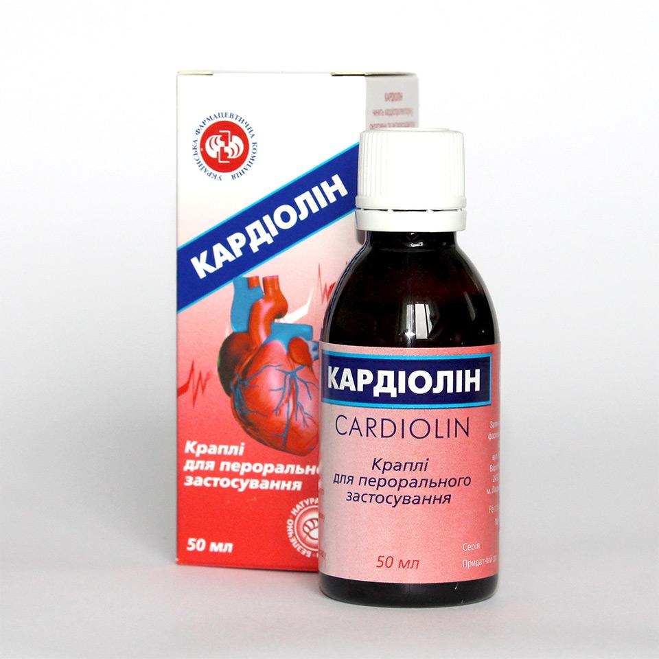 кардиолин, кардіолін, cardiolin