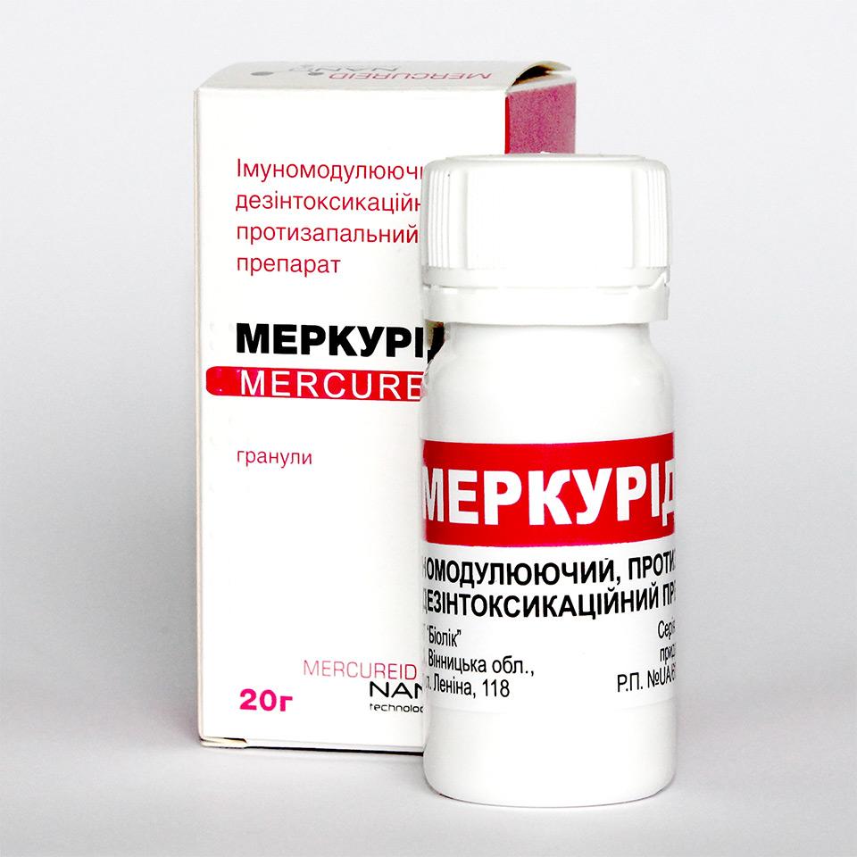 меркурид, меркурід, mercureid