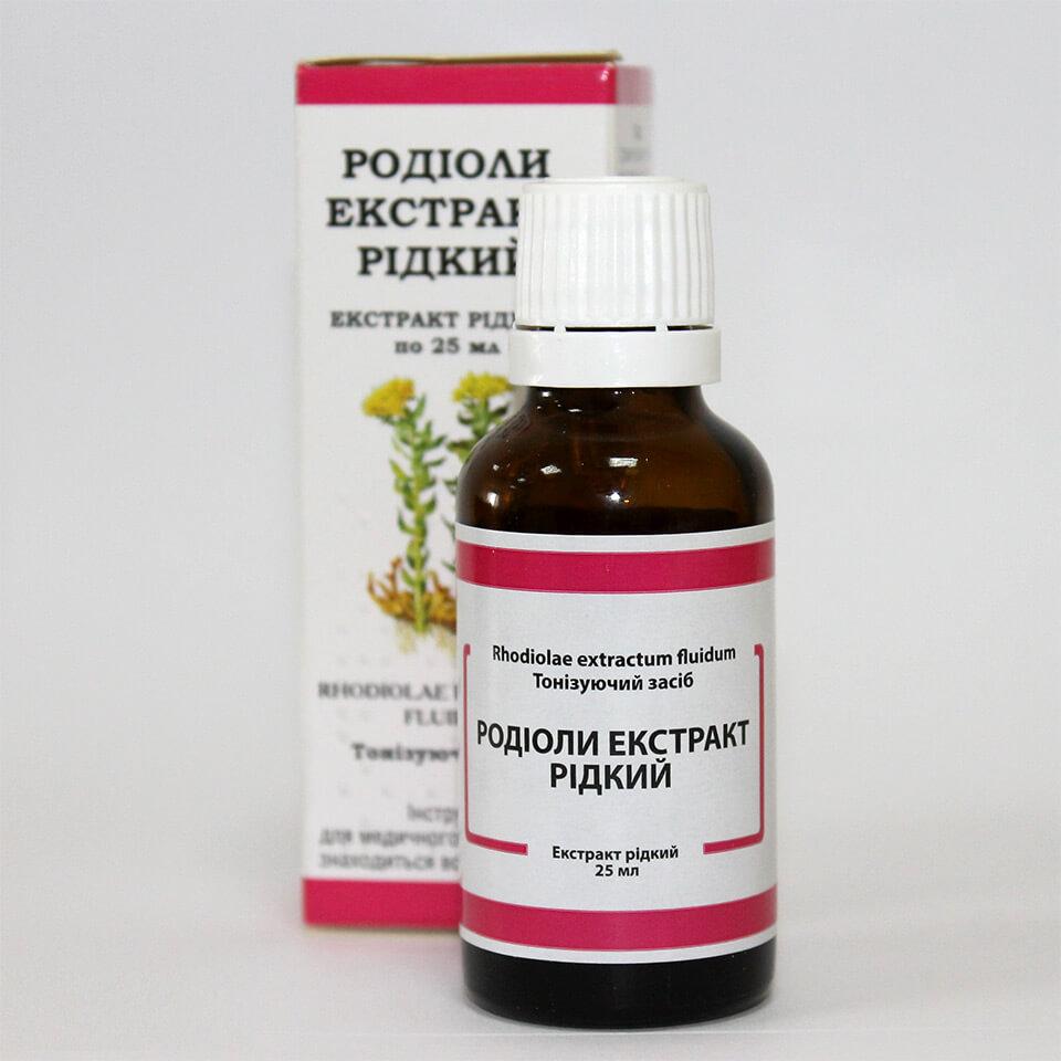 родиолы экстракт, родиолы экстракт жидкий, родіоли екстракт, родіоли екстракт рідкий, rhodiolae extractum