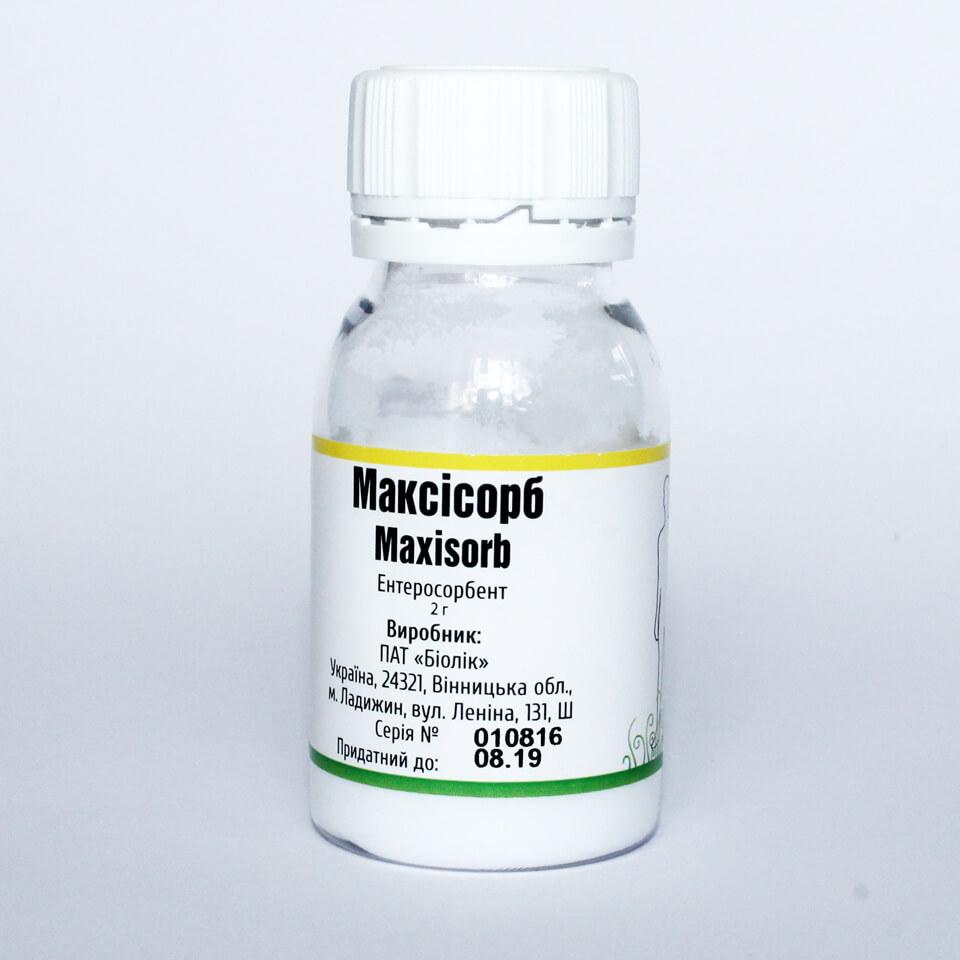 максисорб, максісорб, maxisorb
