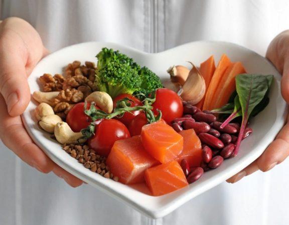 питание для сердца, харчування для серця